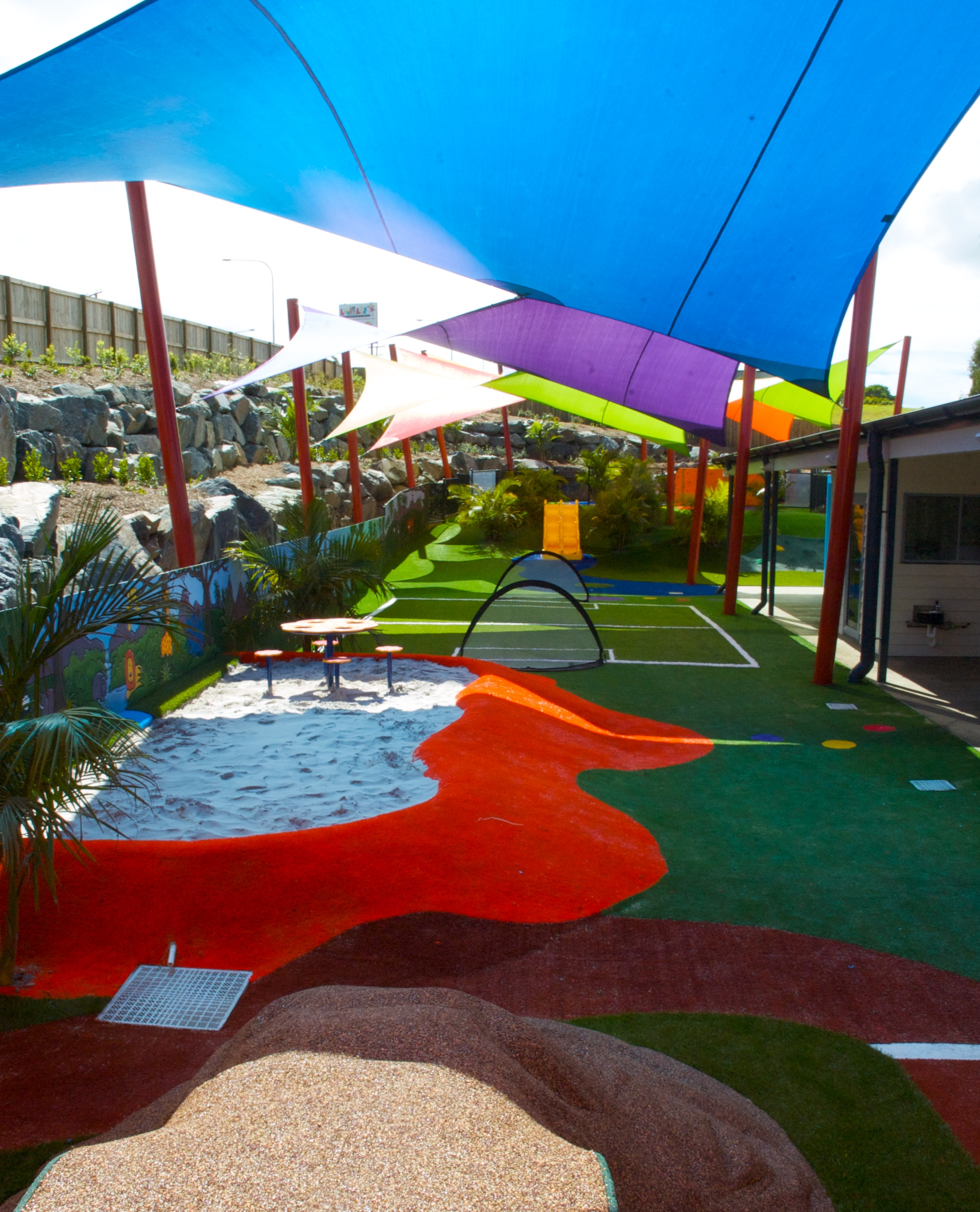 Kool Kids Early Learning Centre Artificial Turf