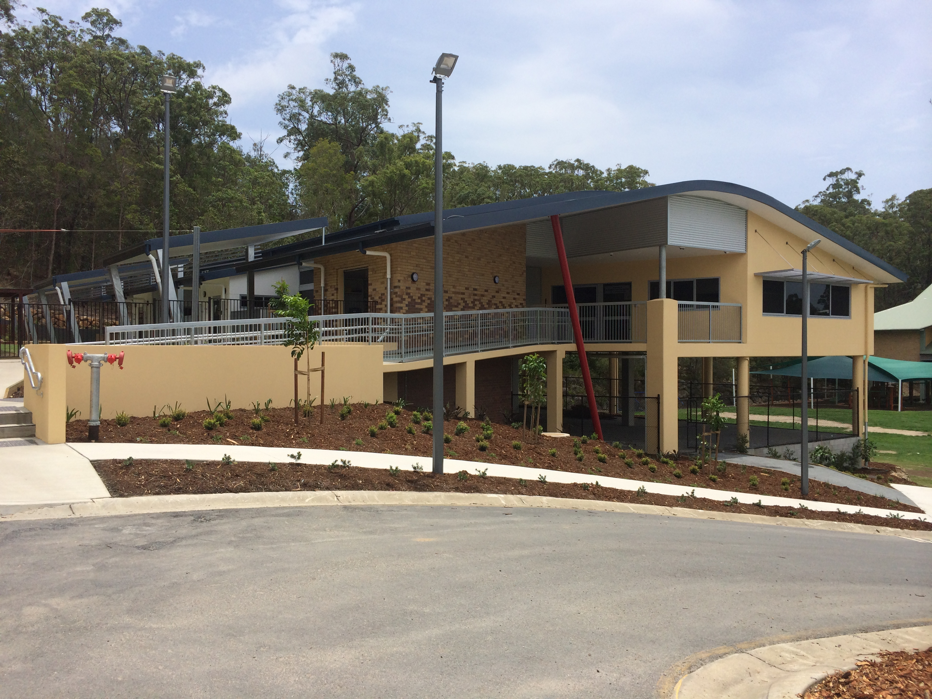 St Andrews Lutheran College Condev Constructions